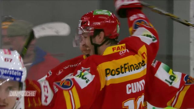 National League: Bienne - Rapperswill (3-2) [RTS]