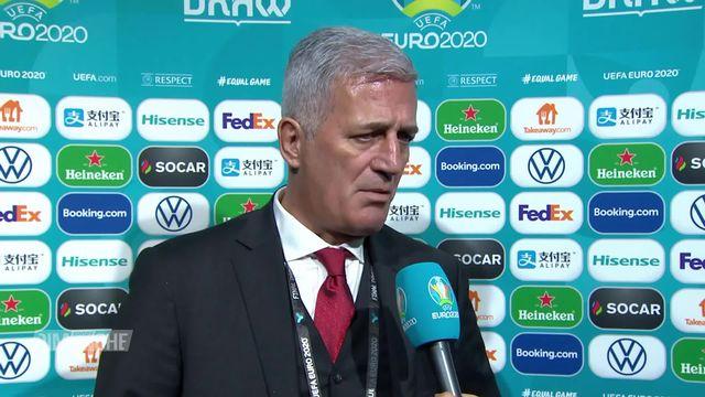 Euro 2020: tirage au sort, la Suisse dans le Groupe A [RTS]