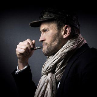 L'écrivain Sylvain Tesson, photographié en 2016 à Paris. [Joël Saget - AFP]