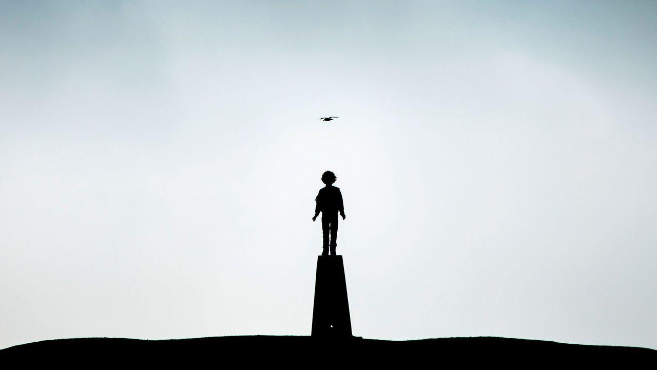 """Visuel de la pièce """"Nils - Le merveilleux Voyage"""" de la Cie Pied de Biche. Stéphanie Champendal/Unigraf Cie Pied de Biche [Stéphanie Champendal/Unigraf - Cie Pied de Biche]"""