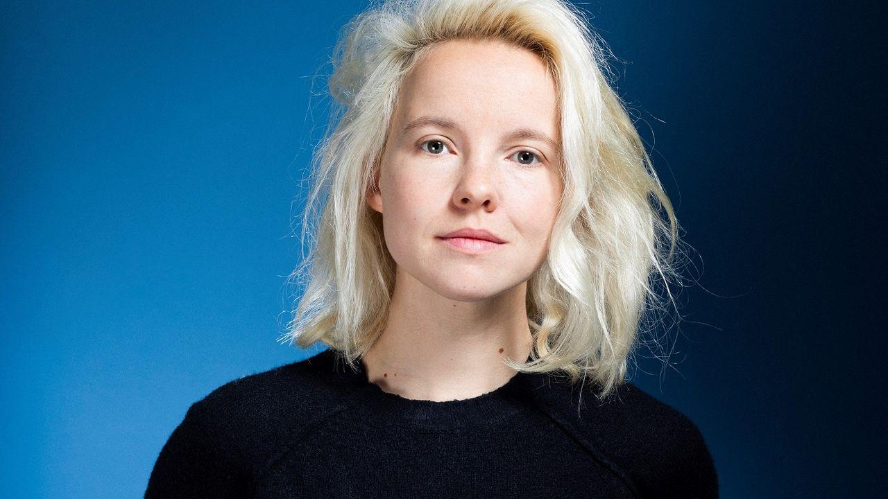 L'auteure Cécile Coulon. [Ed Alcock  - DR]