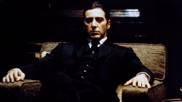 """Al Pacino dans """"Le Parrain 2"""" de Francis Ford Copolla. [Collection Christophl/Electronic Arts Redwood Shores ]"""