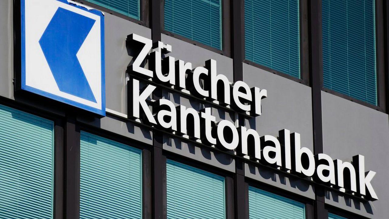 La Banque cantonale de Zurich (BCZ) pénalise les petits et moyens épargnants avec des taux d'intérêt négatifs. [Steffen Schmidt - Keystone]