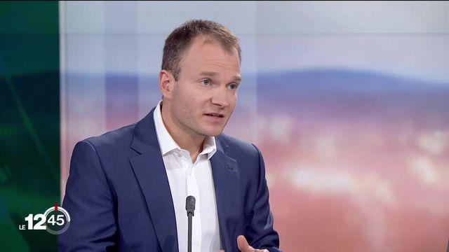 Grève générale en France: les explications de Tristan Dessert [RTS]