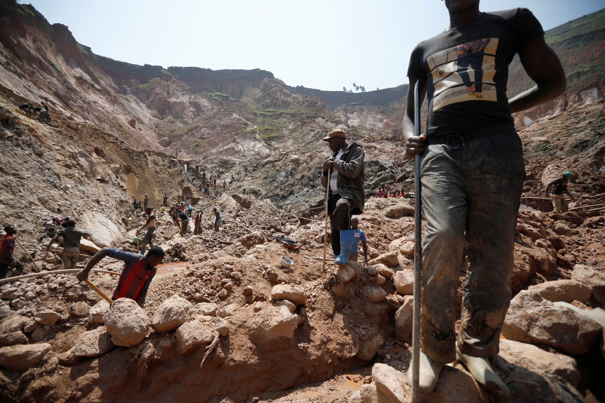 Un homme d'affaires suisse sous enquête pour crimes de guerre en RDC