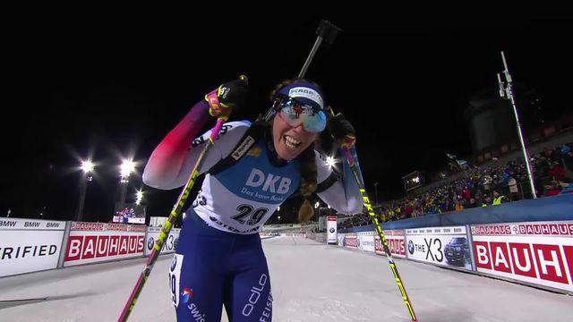 Östersund (SWE), 15km dames: belle sixième place pour Lena Häcki (SUI) [RTS]