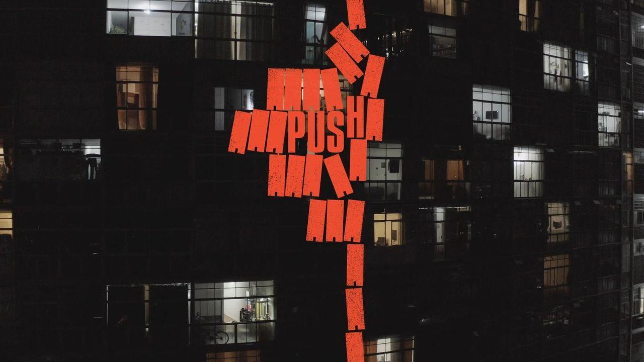 """Le documentaire """"Push"""" porte sur le droit au logement. [www.pushthefilm.com]"""