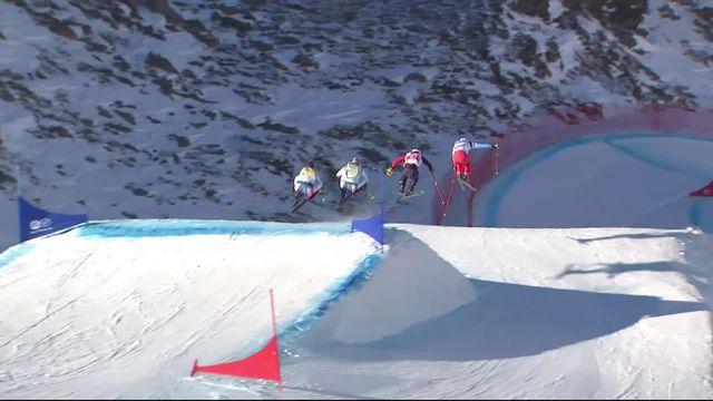 Val Thorens (FRA), finale messieurs: 3e place pour le Suisse Ryan Regez, victoire de Kevin Drury (CAN) [RTS]