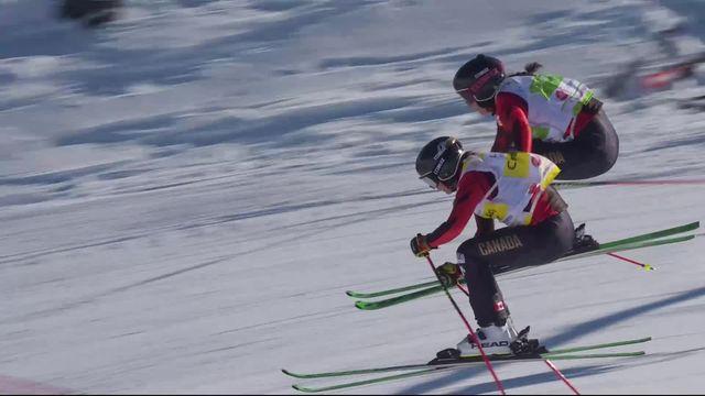 Val Thorens (FRA), finale dames: première victoire de la saison pour Sandra Naeslund (SWE) [RTS]
