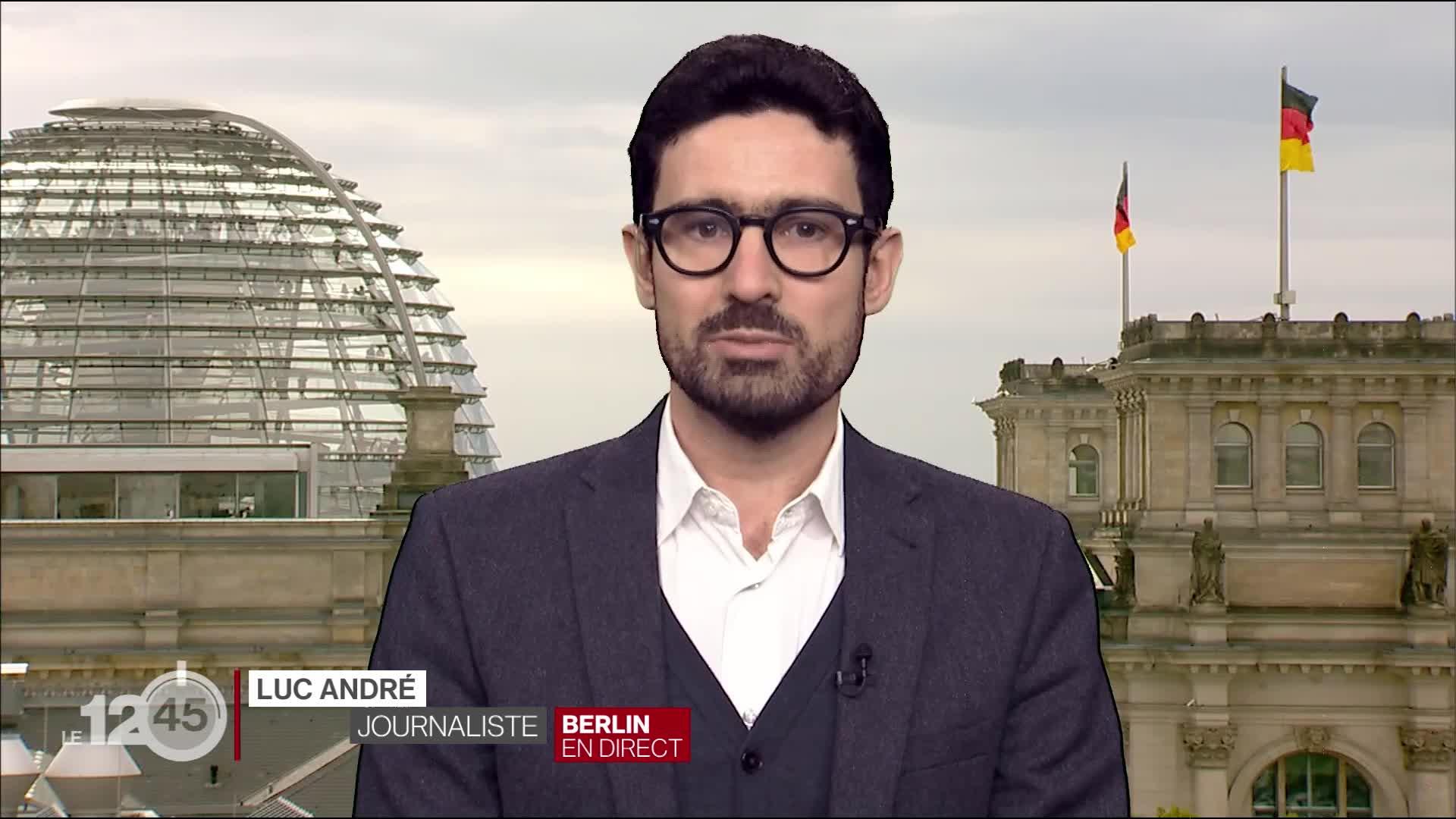 Première visite de la chancelière Angela Merkel — Auschwitz