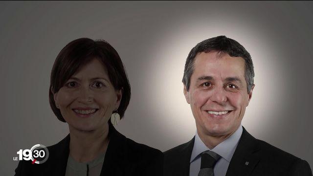Election de la Verte Regula Rytz au Conseil fédéral : certains socialistes hésitent à voter pour elle le 11 décembre [RTS]
