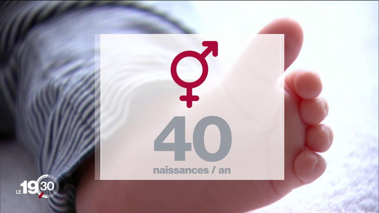 Changement de genre: le Conseil fédéral accepte la modification facilitée au registre d'état civil [RTS]