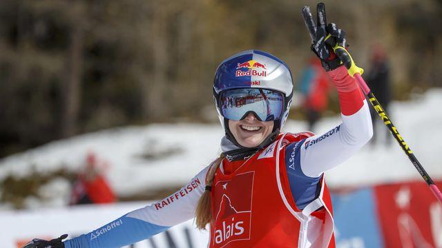 Skicross: Fanny Smith impériale à Val Thorens