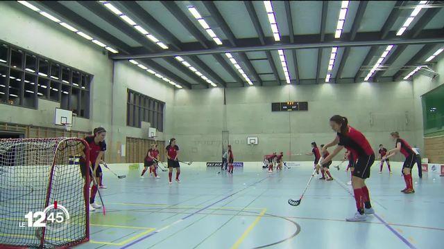 Unihockey: les Championnats du Monde féminin débutent à Neuchâtel [RTS]
