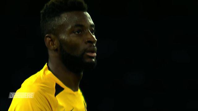 Super League, 17e journée: Young Boys - Lucerne (1-0) [RTS]
