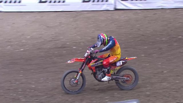 Finale, SX2: victoire Joey Crown (USA) [RTS]