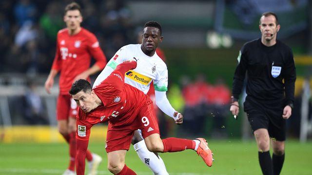 Nouvelle performance de choix pour Zakaria avec le Borussia. [Tim Groothuis - freshfocus]