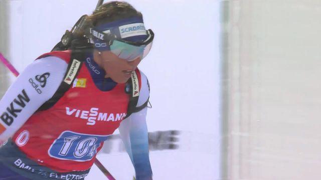Östersund (SUE), relais dames: 2e place pour la Suisse derrière la Norvège [RTS]