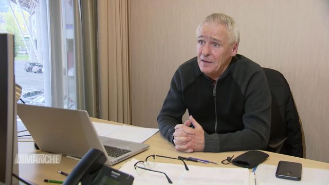 Super League: portrait de Gérard Bonneau, responsable recrutement du Servette FC [RTS]