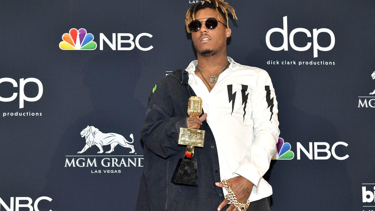 Le rappeur américain Juice WRLD est mort à l'âge de 21 ans. [Amy Sussman - AFP ]