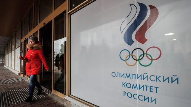 La Russie sera exclue des compétitions olympiques pour les quatre ans à venir annonce l'Agence mondiale anti-dopage. [Yuri Kochetkov - EPA/Keystone]