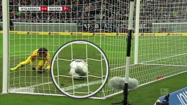 14e journée: B.Mönchengladbach - Bayern Munich (2-1): Yann Sommer énorme face au Bayern! [RTS]