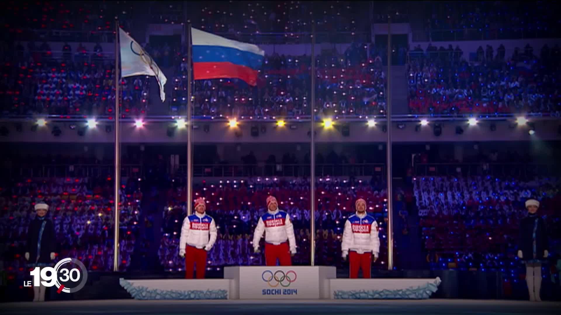 Dopage: la Russie déposera un appel