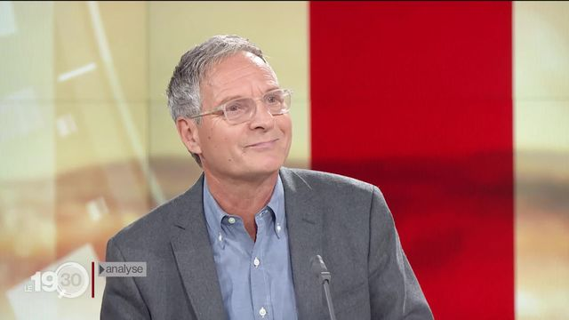 Exclusion de la Russie aux JO: l'analyse de Pierre-Alain Dupuis [RTS]