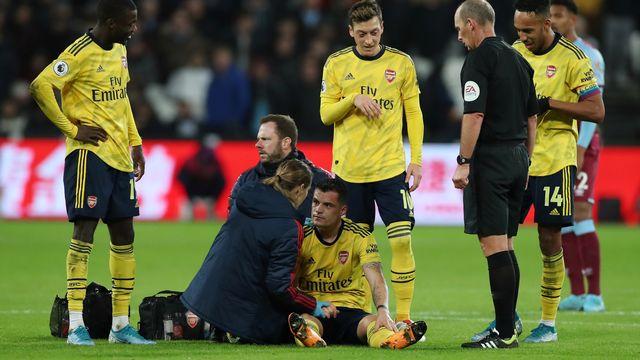 Premier League: Arsenal renoue avec la victoire; Xhaka sort sur blessure