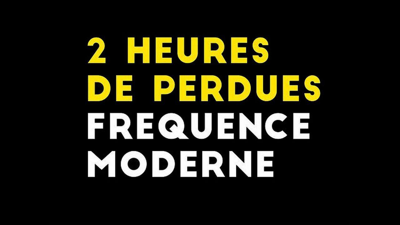 """Logo du podcast """"2 heures de perdues"""". [DR]"""