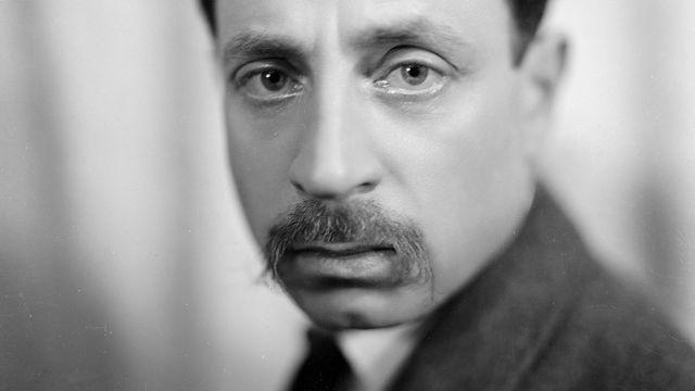 L'écrivain autrichien Rainer Maria Rilke. [Martinie / Roger-Viollet - AFP]