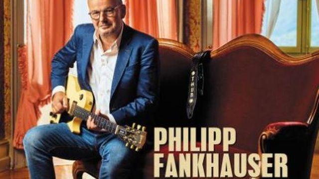 """La pochette de l'album """"Let Life Flow"""" de Philipp Fankhauser. DR [DR]"""