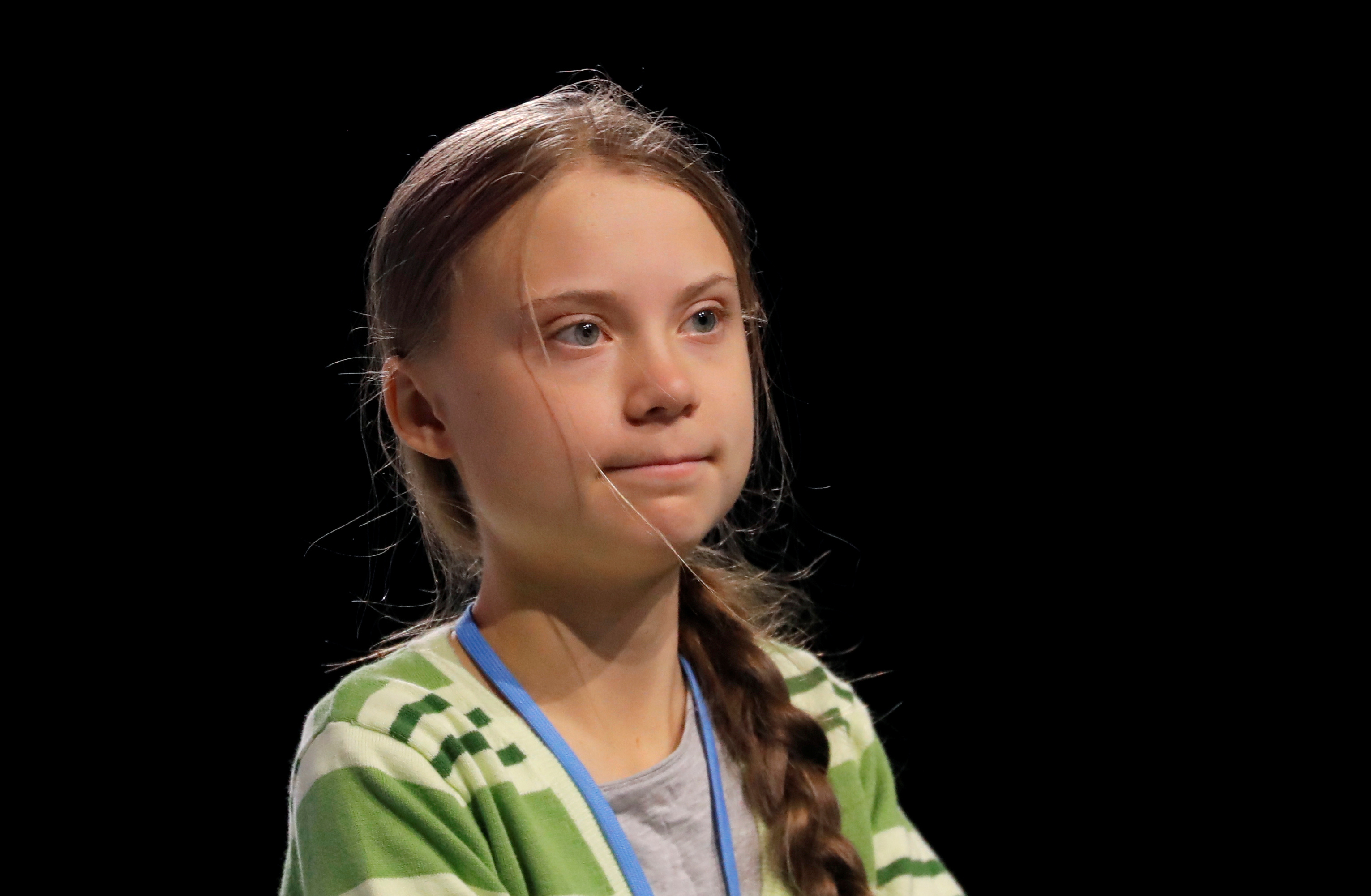 Trump conseille à Greta Thunberg de se