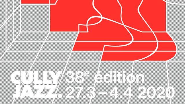 L'affiche de la 38e édition du Cully Jazz festival 2020. Cully Jazz [Cully Jazz]