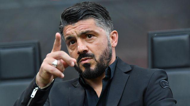 Gennaro Gattuso est le nouvel entraîneur de Naples [Daniel Del Zannaro - Keystone]