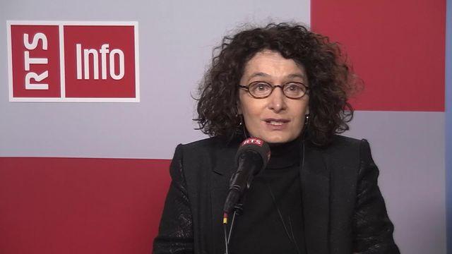 L'invitée du 5h-6h30 (vidéo) - Deuxième partie - Ariane Giacobino, généticienne aux HUG [RTS]