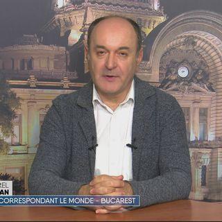 """Mirel Bran: """"Les Roumains font plus confiance à l'Europe qu'à leur propre gouvernement"""" [RTS]"""