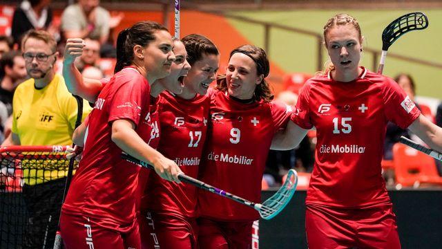 Quatre matches et 4 victoires pour la Suisse à Neuchâtel! [Claudio Thoma - Freshfocus]