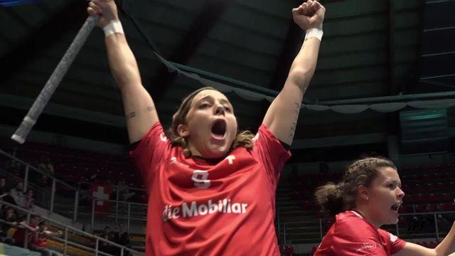 1-4, Suisse - Lettonie (10-4): la Suisse est en 1-2 finale [RTS]