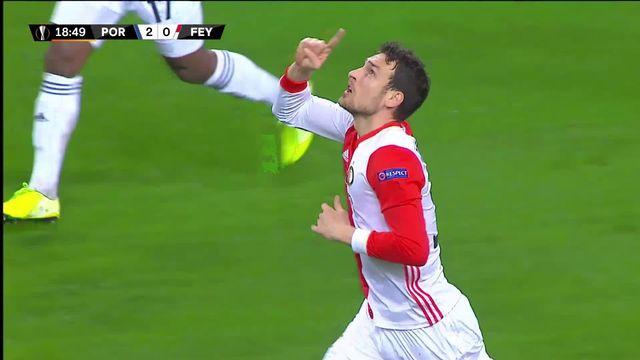 6ème journée, Porto - Feyenoord (3-2): grand format [RTS]