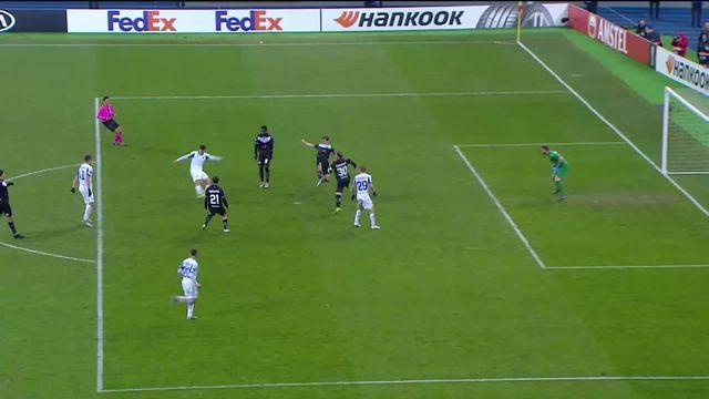 6ème journée, Dynamo Kiev - Lugano (1-1): résumé du match [RTS]