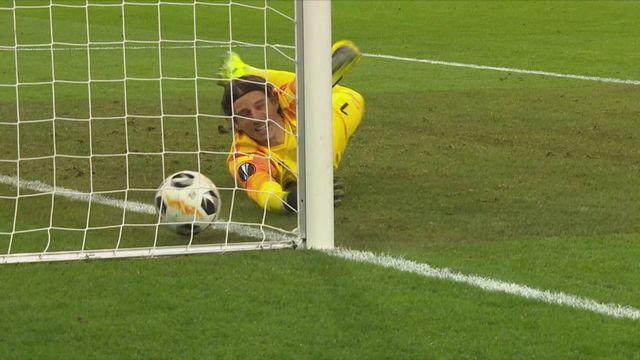 Europa League: M'gladbach – Basaksehir 1-2. Yann Sommer se troue sur le premier but des Turcs [RTS]