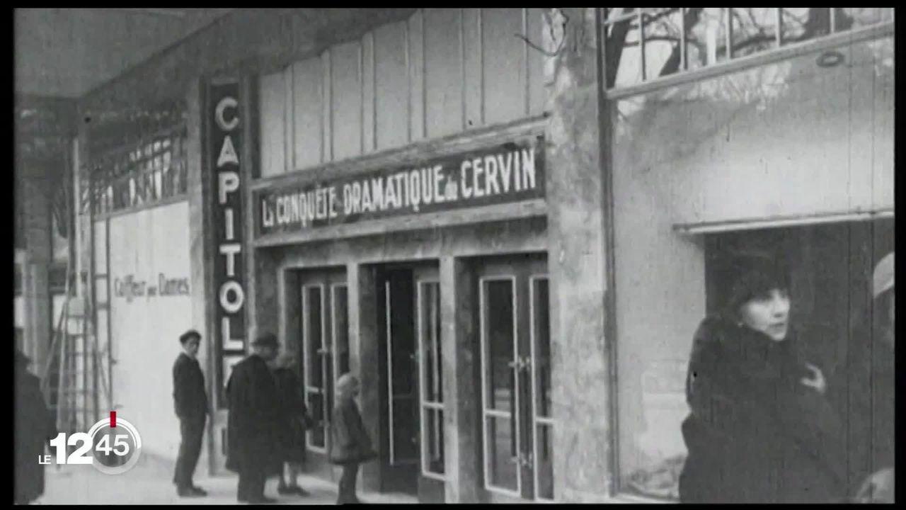 Le Capitole, emblématique salle de cinéma lausannoise, ferme ses portes pour 3 ans pour d'importants travaux de rénovation. [RTS]