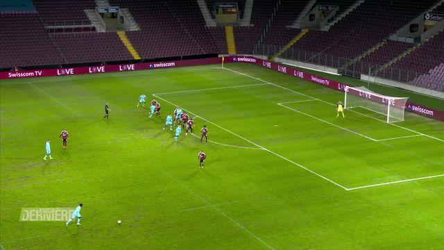 Football : Servette - Thone [RTS]