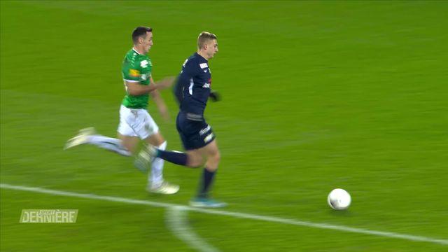 Football : Zurich - Thoune [RTS]