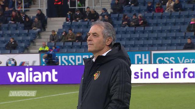 Super League: Bâle, le travail de Marcel Koller porte ses fruits [RTS]