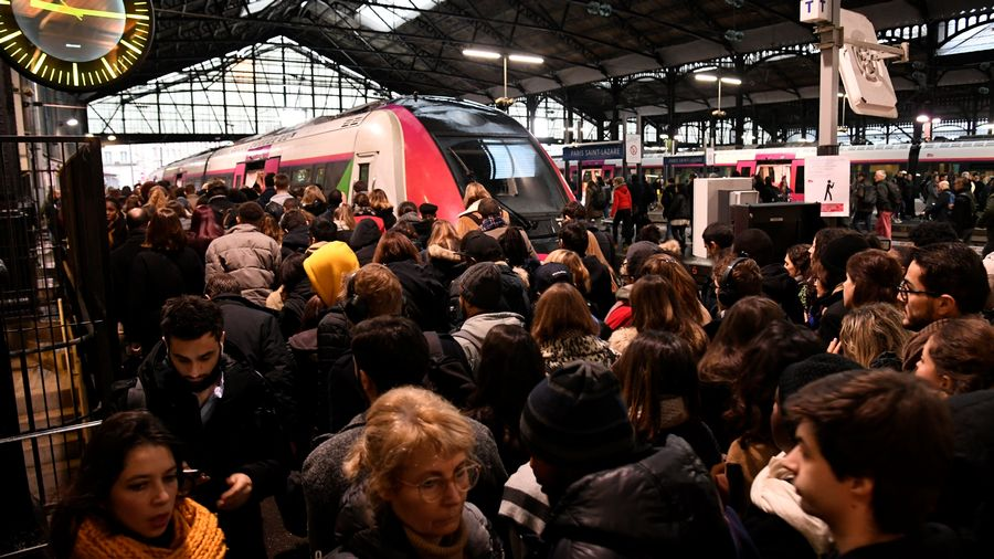 Nouvelle semaine de blocage annoncée dans les transports en France