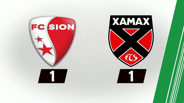 Super League, 18e journée: Sion - NE Xamax FCS (1-1) [RTS]