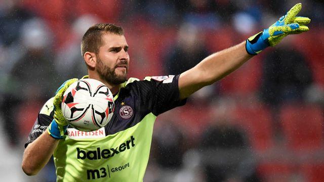 Jeremy Frick montre la voie à suivre au Servette FC: celle du maintien. [Urs Lindt - FreshFocus]