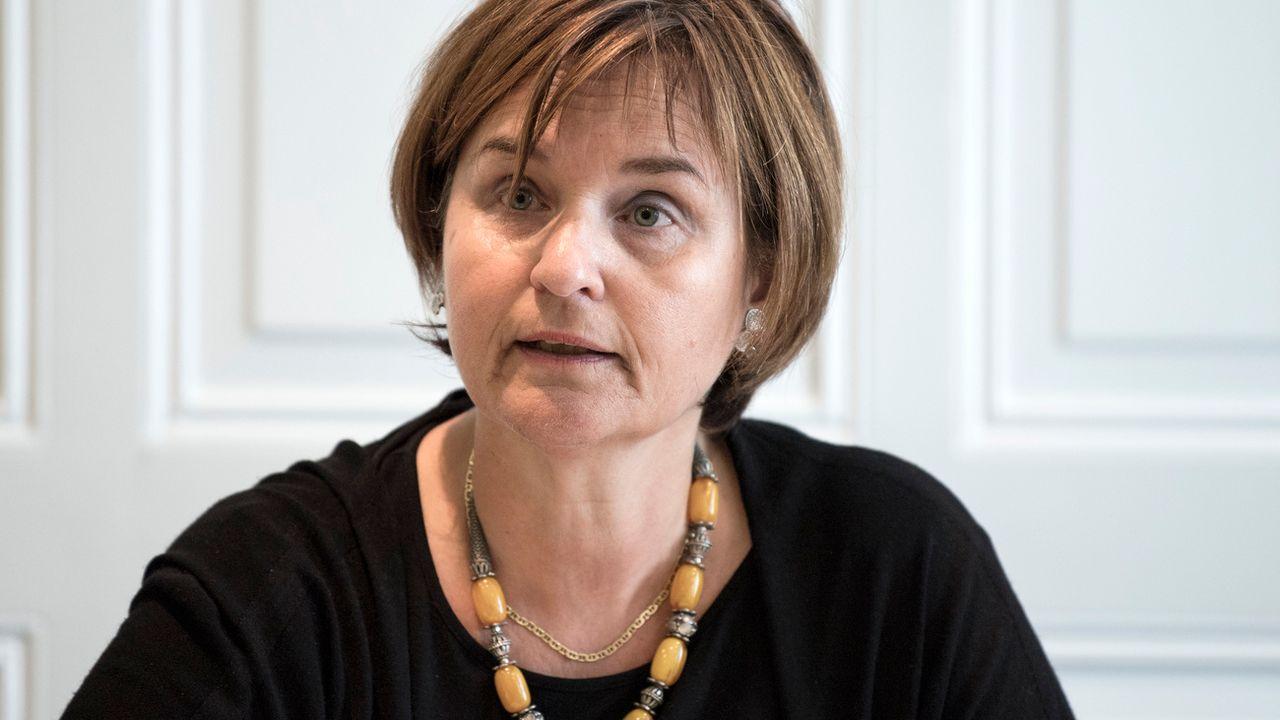Marina Carobbio devrait présider le Conseil national en 2019. [Peter Schneider - Keystone]